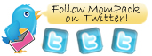 Follow Mom Pack on Twitter!