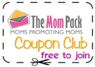 Mom Pack Coupon Club - Now Open!